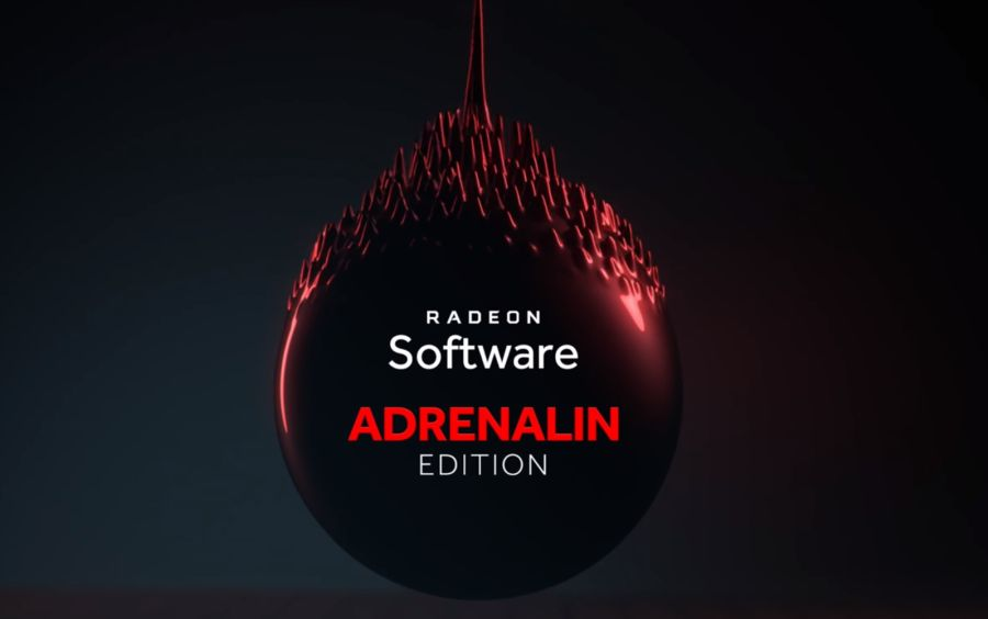 AMD Radeon Software Adrenaline Edition