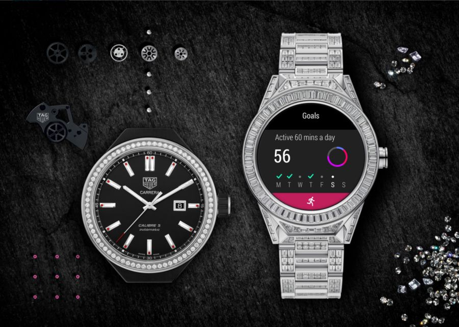 Tag Heuer Connected Full Diamond
