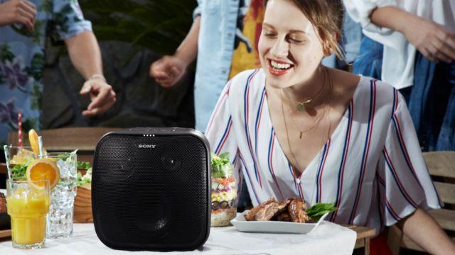 Apple HomePod rakibi Sony SRS-XB501G!