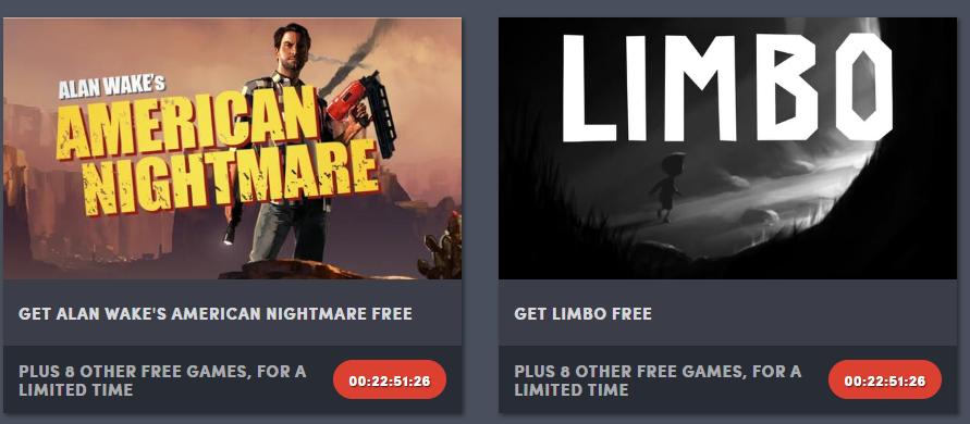 Humble Bundle Ücretsiz Oyun