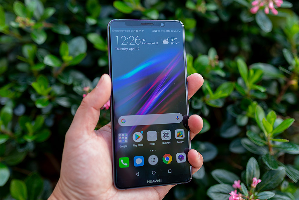 Huawei Mate 10 Pro Android Pie
