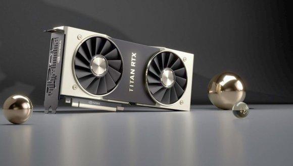 Titan RTX özellikleri ve fiyatı