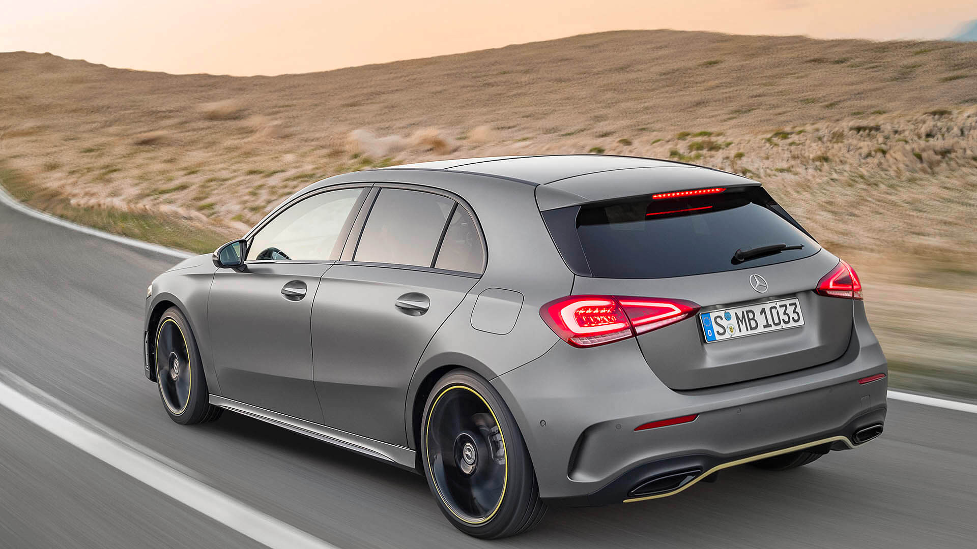 mercedes a45 s performans sdn 2
