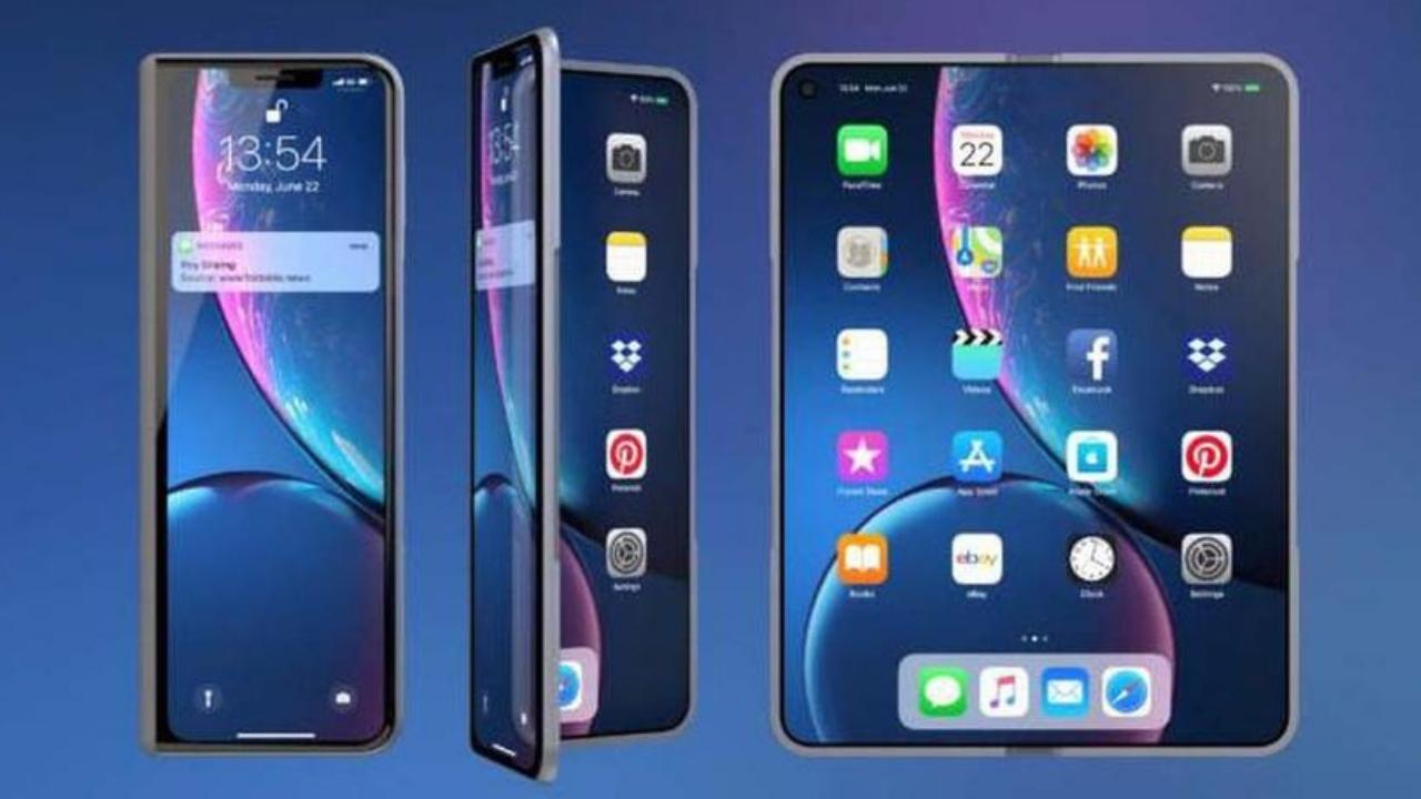 Samsung katlanabilir ekran örneklerini Apple'a gönderdi! - SDN2