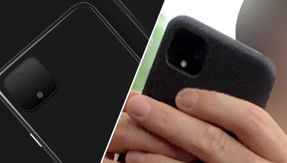 Google Pixel 4, iPhone ile aynı teknolojiyi kullanacak