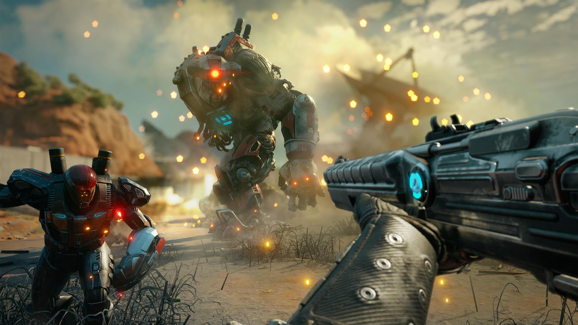 Rage 2 E3 2019 fragmanı yayınlandı