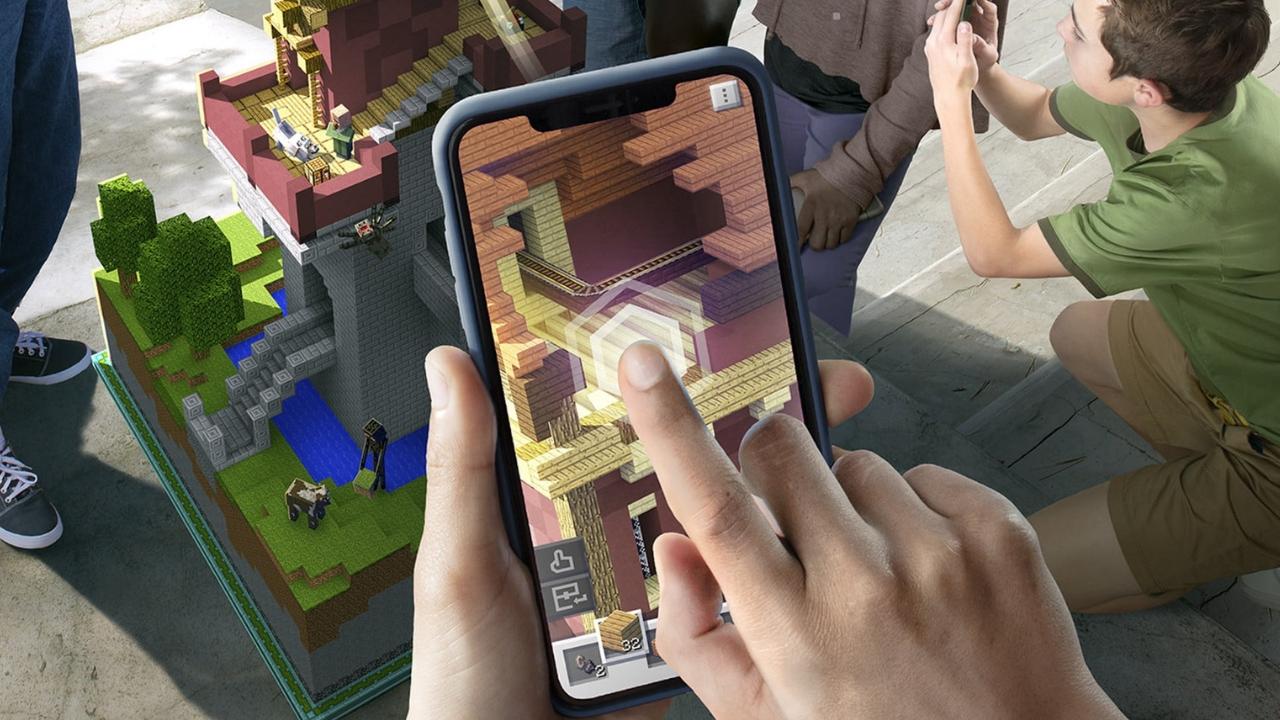 Minecraft Earth beta fragmanı yayınlandı! - ShiftDelete.Net (1)