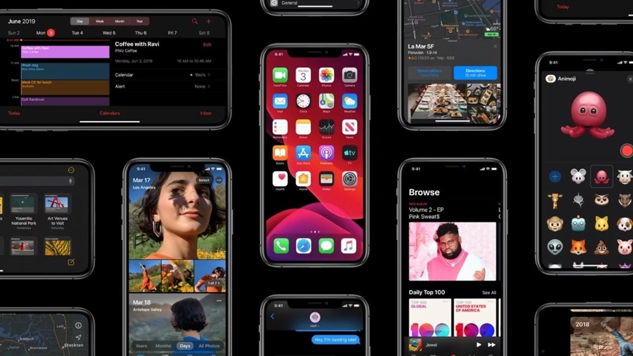 iOS 13 Beta 5 yayınlandı! Detaylar neler?