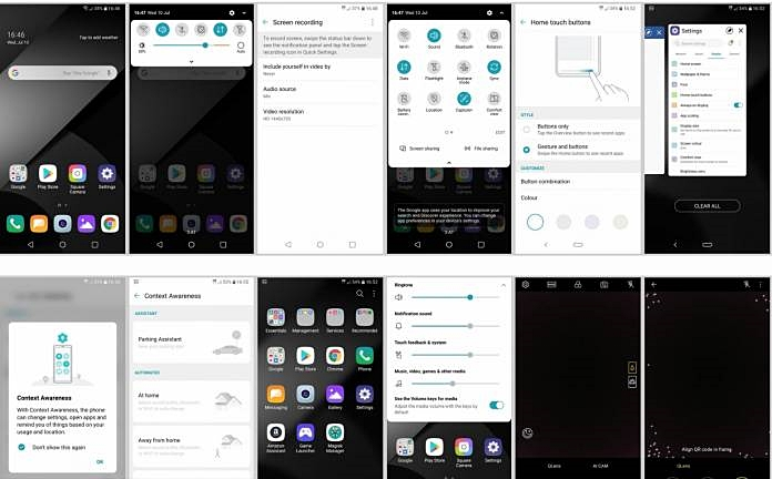 LG G6 Android Pie