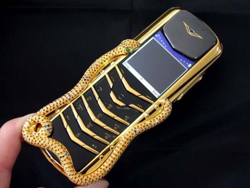 Dünyanın en pahalı telefonları! - Elmastan yakuta - ShiftDelete.Net