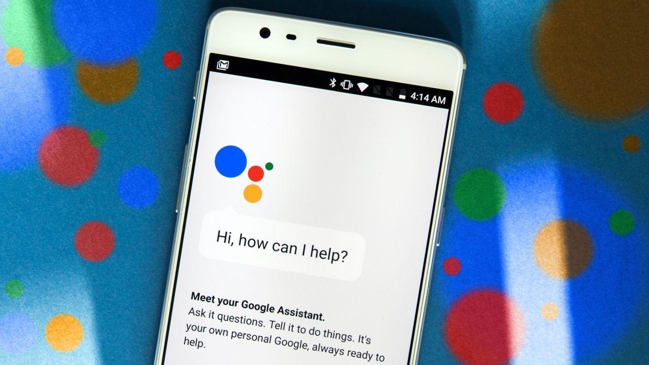 google asistan mesaj okuma