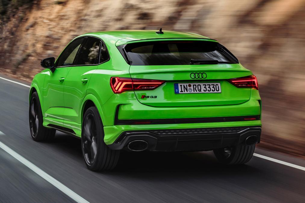 Yeni Audi RS Q3 ve RS Q3 Sportback teknik özellikleri sdn 2