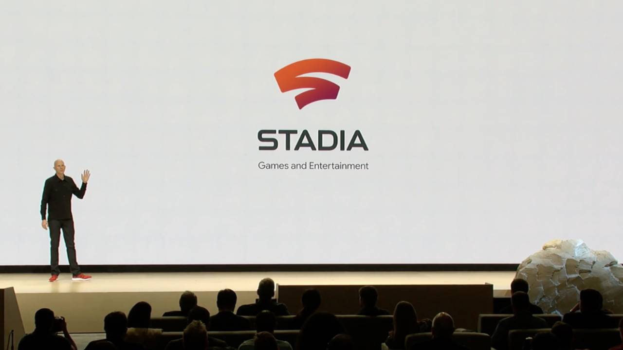 android tv google stadia