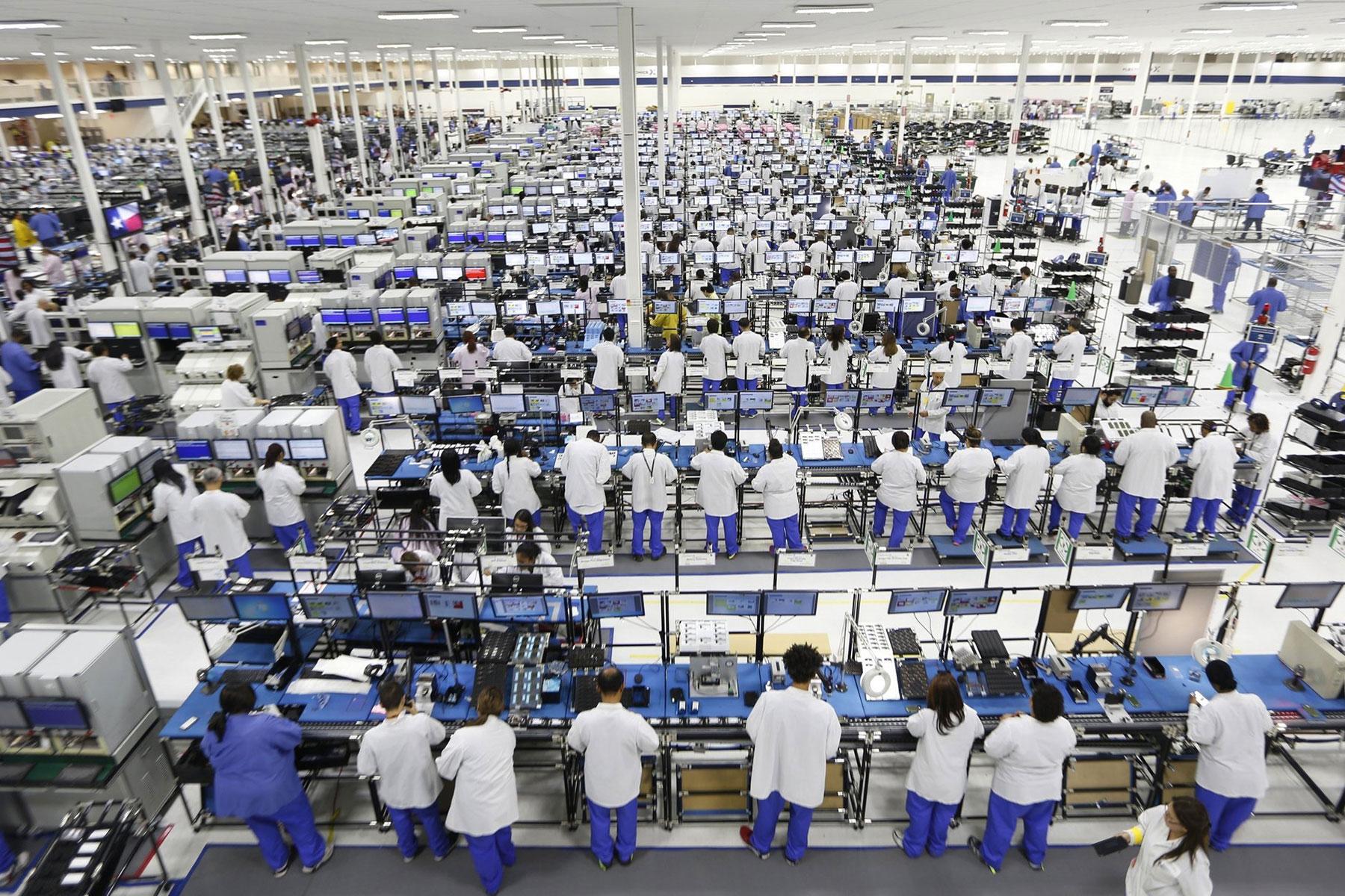 Apple ve Foxconn - 1