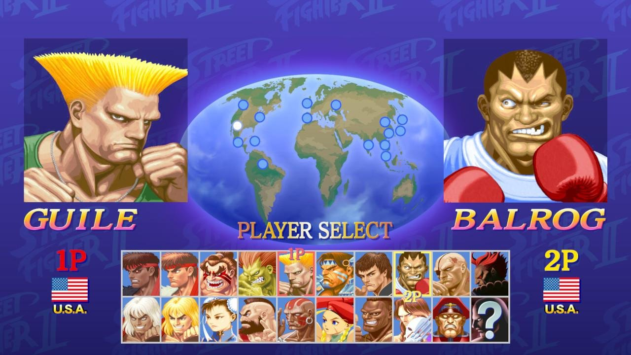 Street Fighter 2 hile