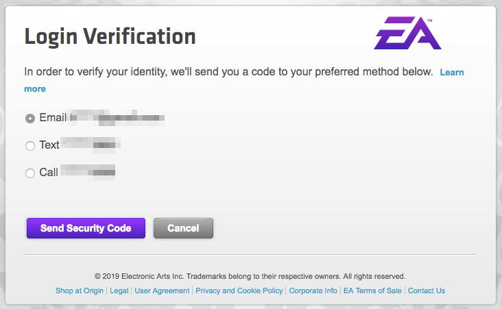 EA origin üyeliği olan ve ekim ayı içerisinde İki aşamalı kimlik doğrulama sistemini etkinleştiren kullanıcıları için kampanya yapıyor. EA origin ücreti 3.99 euro değerinde 1 aylık ücretsiz origin erişimi sunacak.