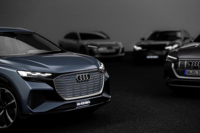 Audi ve Porsche PPE adını verdikleri yeni teknoloji ile üretime hazırlanıyor