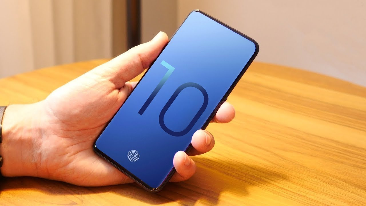 Galaxy S10 Android 10 One UI 2.0