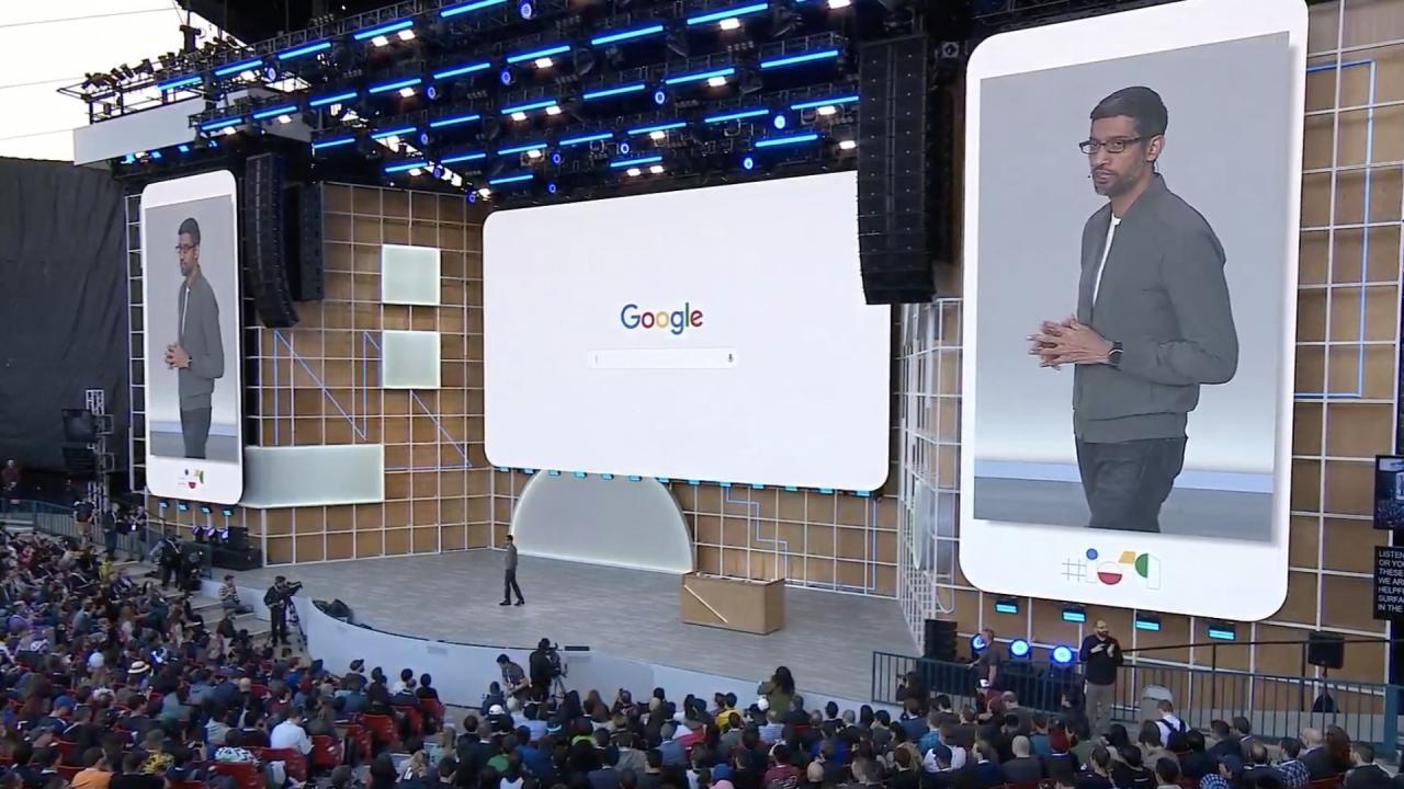 Google çalışma ortamı