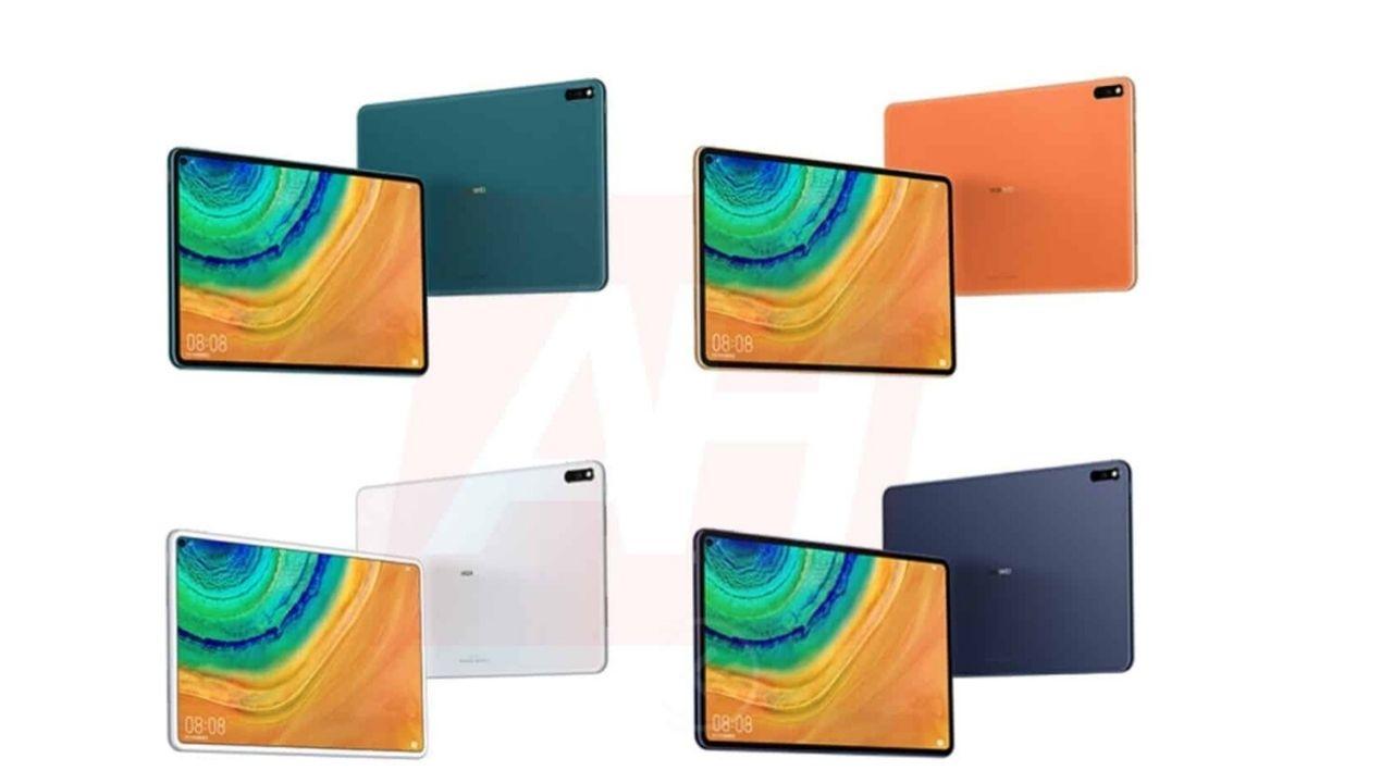 Huawei MatePad Pro görüntüleri sızdırıldı! - ShiftDelete.Net