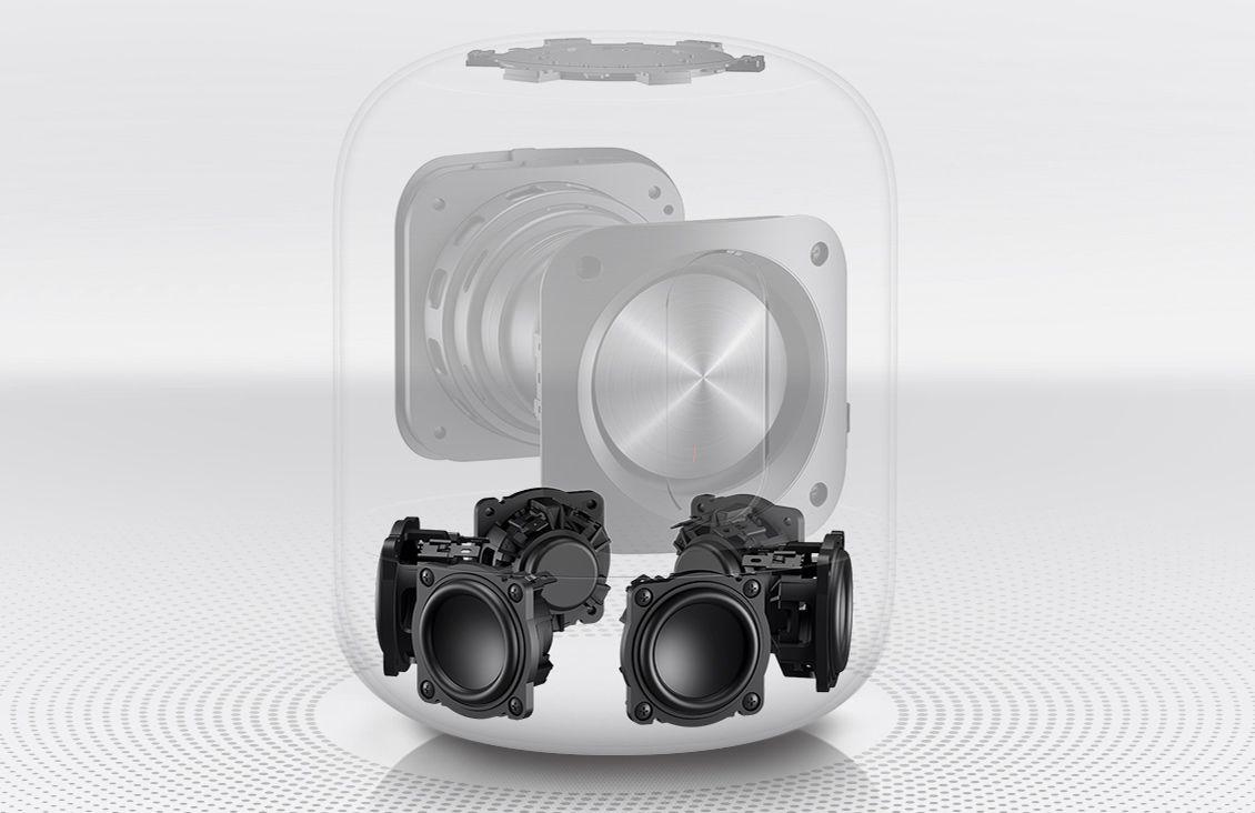 Huawei Sound X tanıtıldı! Huawei'nin akıllı hoparlörü - ShiftDelete.Net