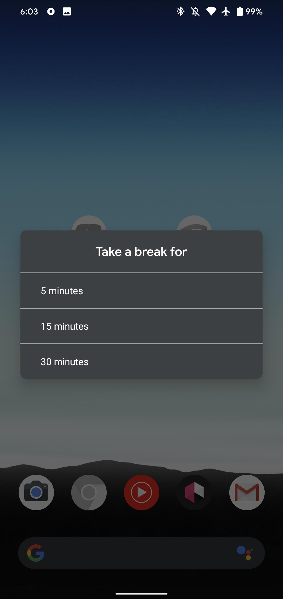 Odak Modu özelliği Android 9 ve Android 10 cihazlar için kullanılabilir hale geldi