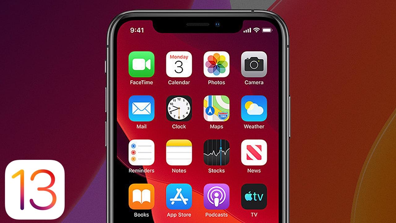 iOS 13.3 sürüm düşürme