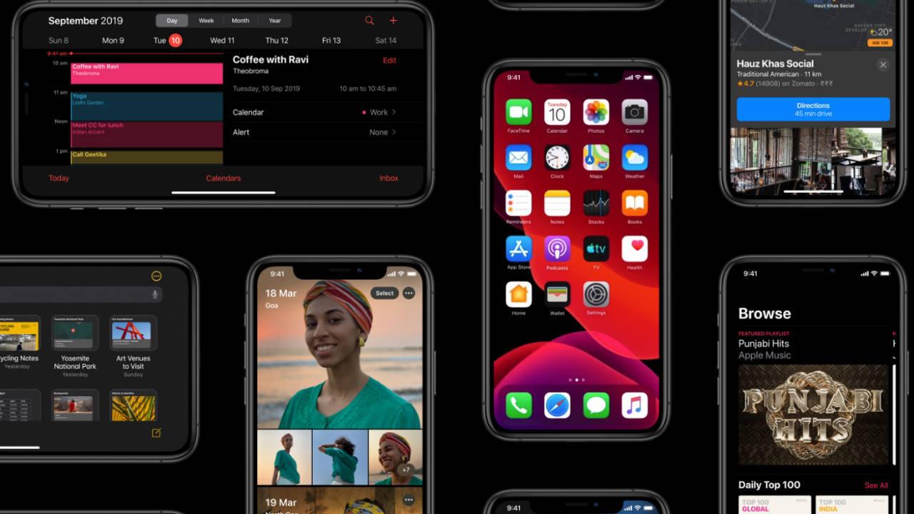 iOS 13.3 sürüm düşürme işlemi