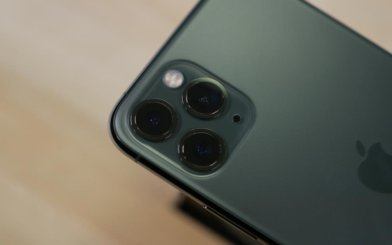 sony iphone kamerası