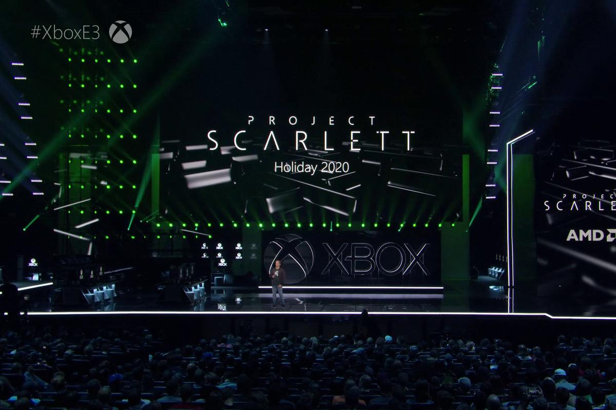 Xbox Project Scarlett oyunları