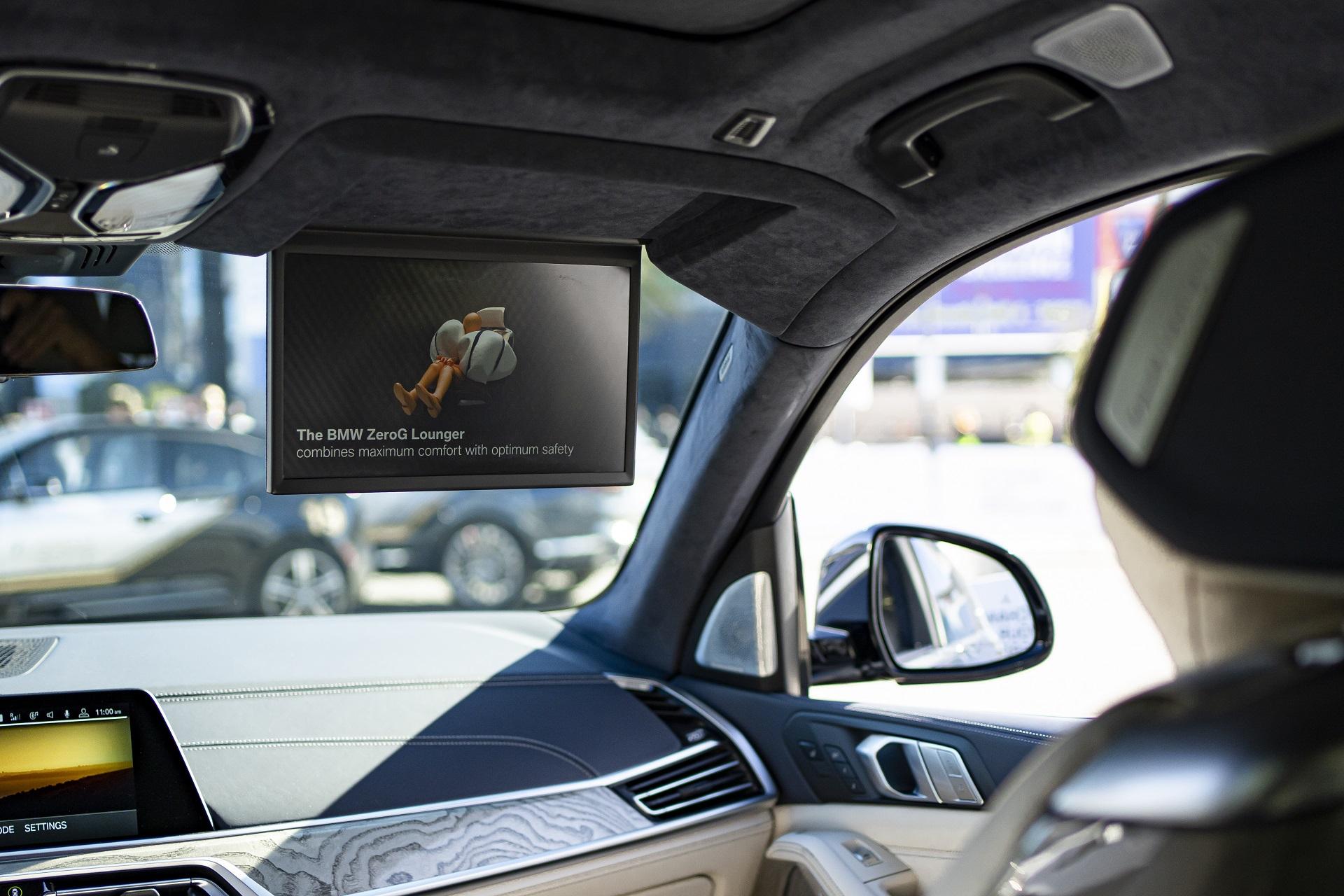 BMW ZeroG Lounger tanıtıldı! Sınırları zorlayan koltuk - ShiftDelete.Net