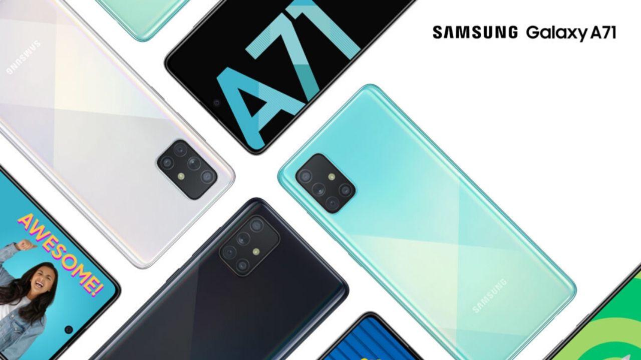 Galaxy A71 satış tarihi ve hediyesi sevindirecek! - ShiftDelete.Net (1)
