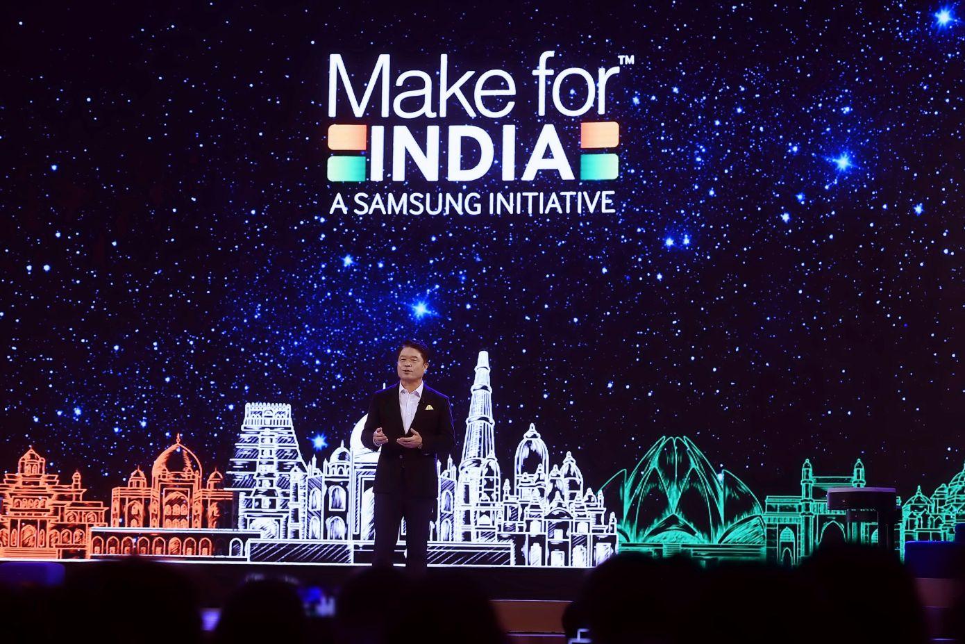 Samsung 500 milyon dolar yatırım ile tekrar Hindistan'da! - ShiftDelete.Net