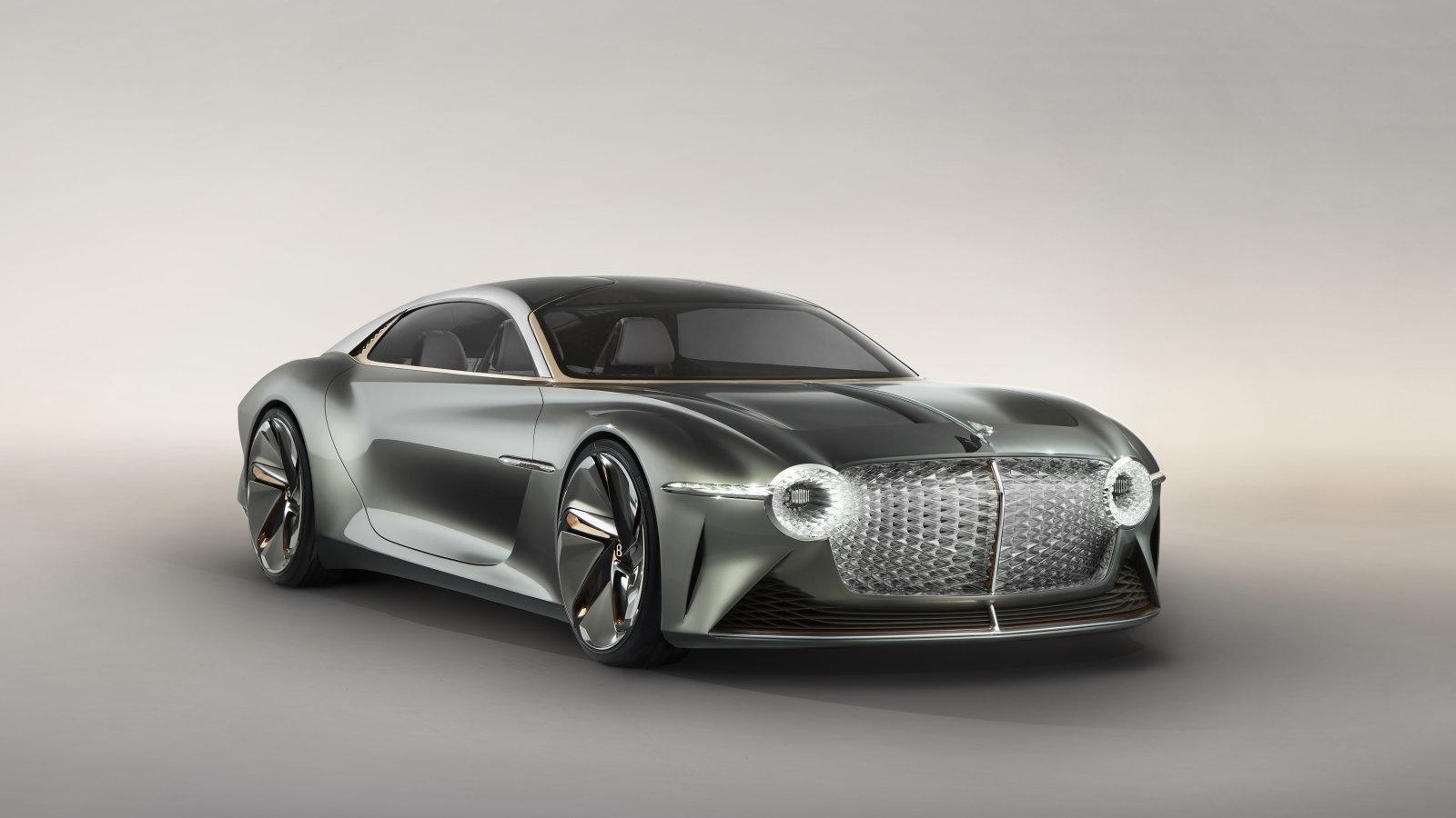 Elektrikli Bentley çıkış tarihi