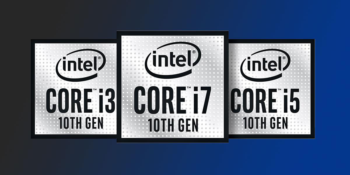 10. Nesil intel Core işlemciler