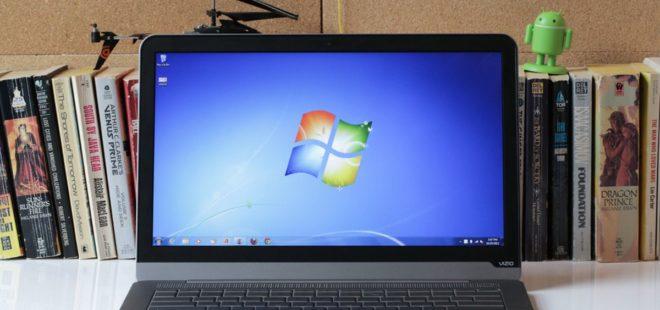 Windows 7 duvar kağıdı güncellemesi