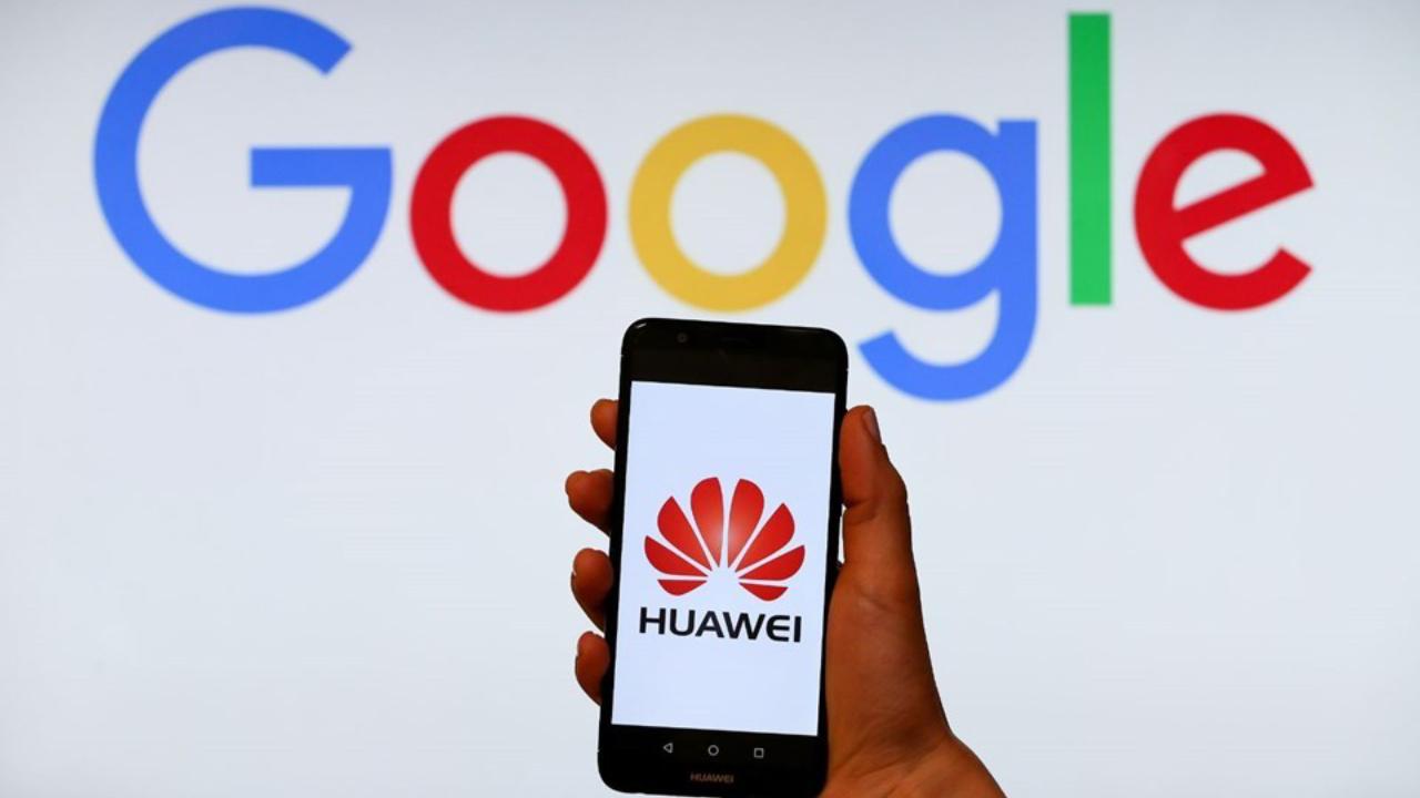 Google Huawei ilişkisi için üst düzey açıklama!
