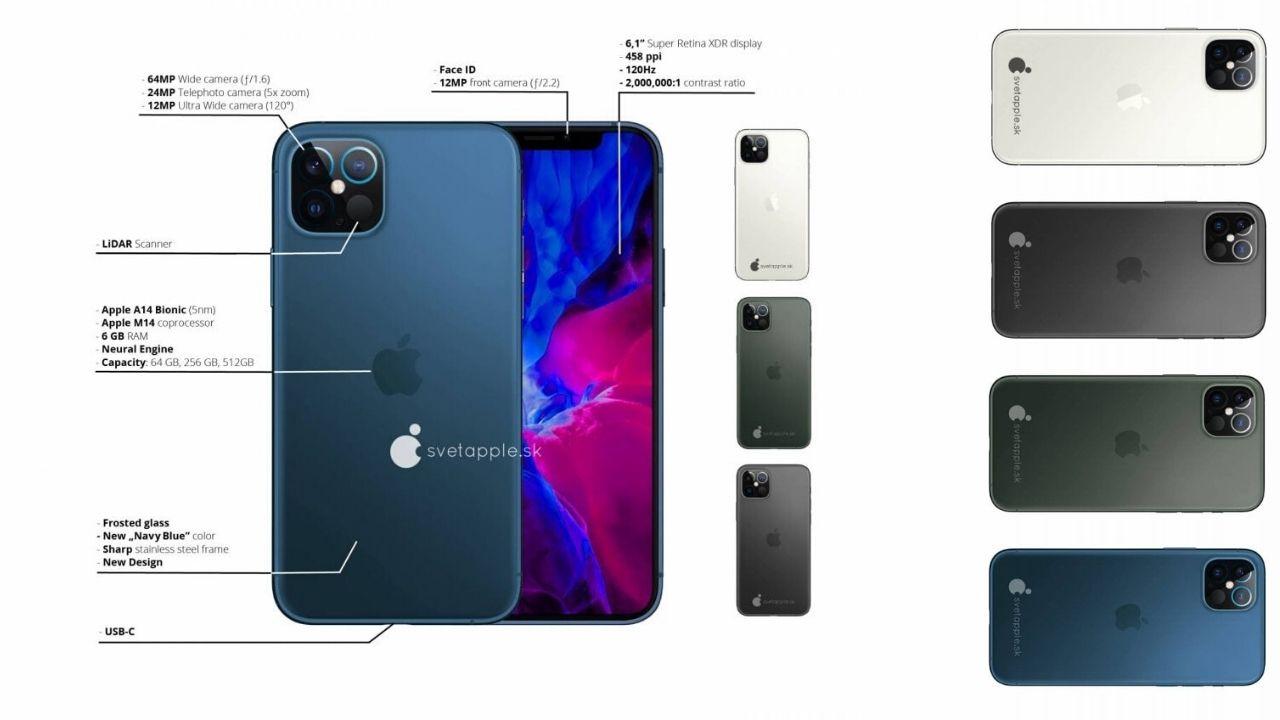 LiDAR tarayıcılı iPhone 12 Pro özellikleri netleşiyor! - ShiftDelete.Net (1)