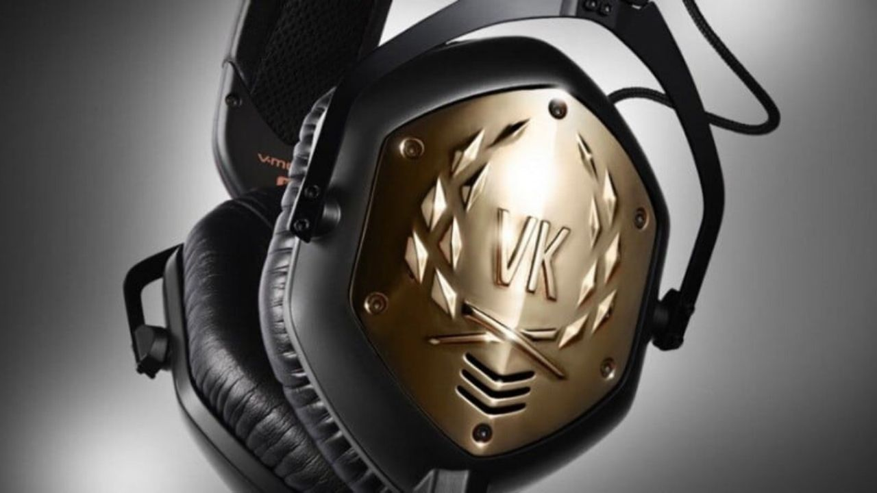 3B özel baskılı V-Moda Crossfade M-100-dünyanın en pahalı kulaklıkları hangileri-dünyanın en lüks kulaklıkları