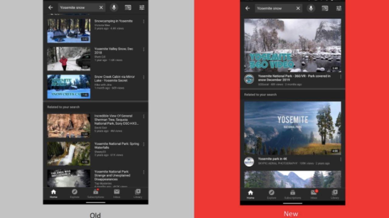 Android cihazlar için yeni YouTube özelliği