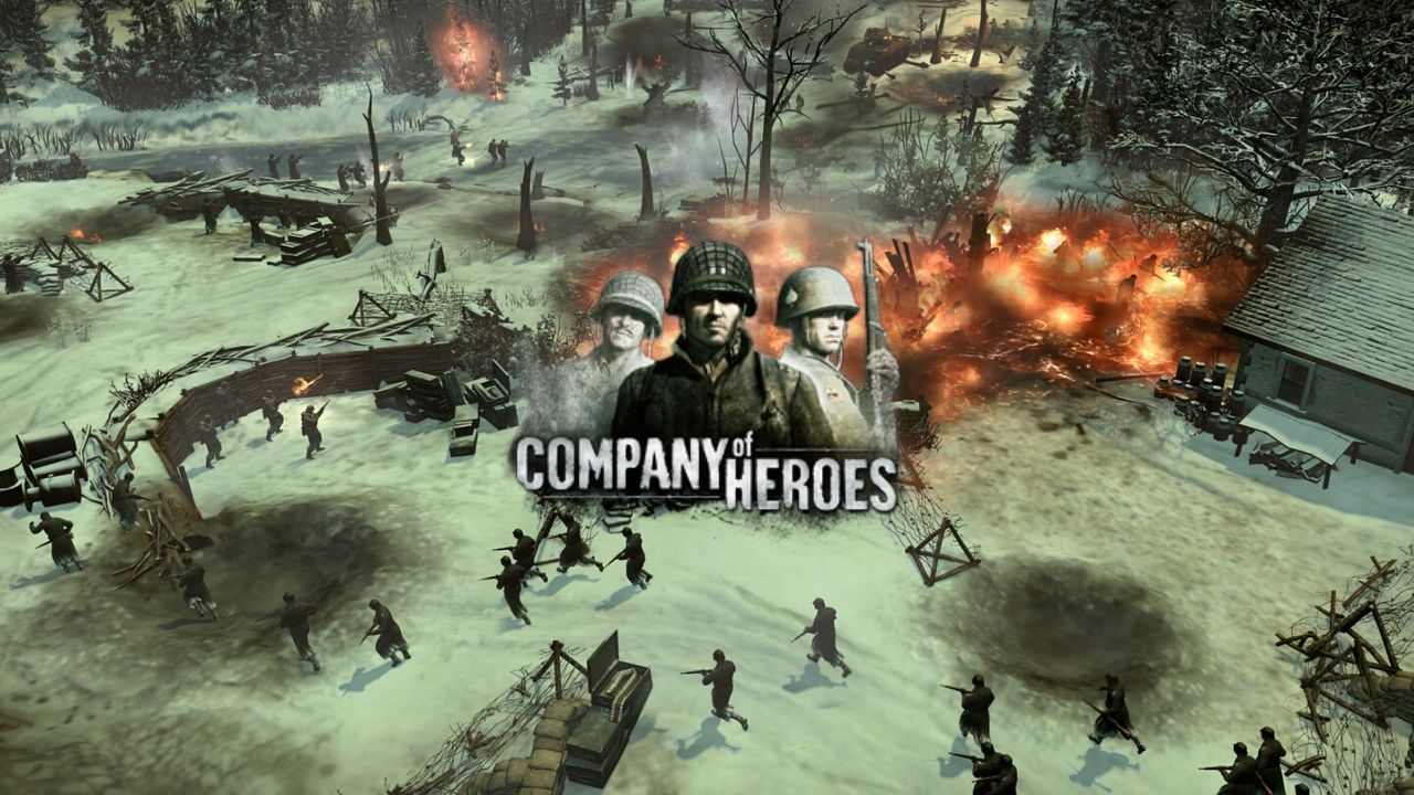 Company of Heroes Android ve iPhone'lar için geliyor! - ShiftDelete.Net (1)