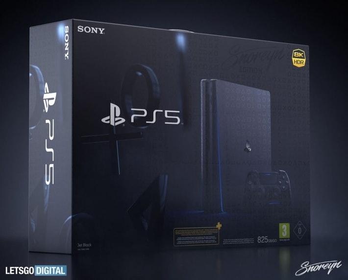 Sızıntılara en yakın Sony PlayStation 5 tasarımı belli oldu! - ShiftDelete.Net(1)