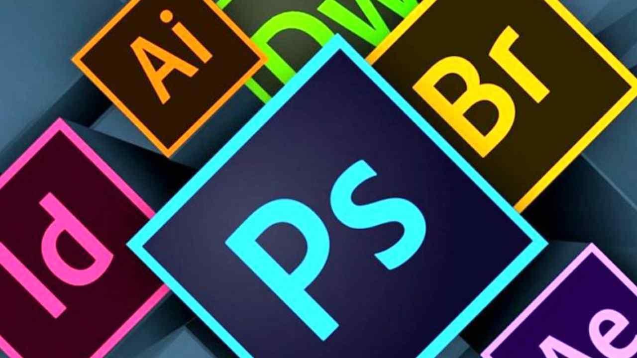 Adobe uygulamaları