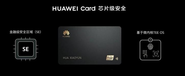 huawei card özellikleri