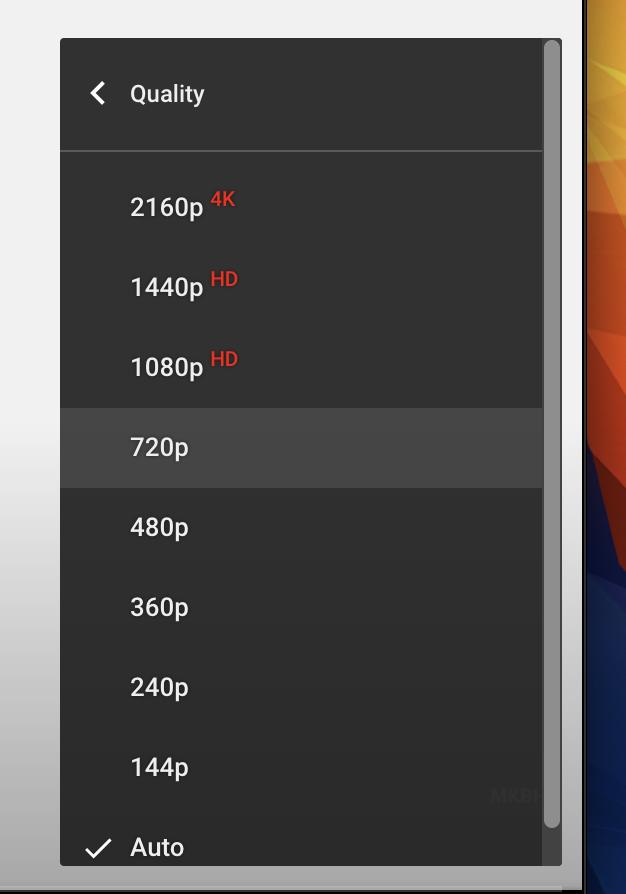 YouTube 720p seçeneği HD sayılmıyor! - ShiftDelete.Net(1)