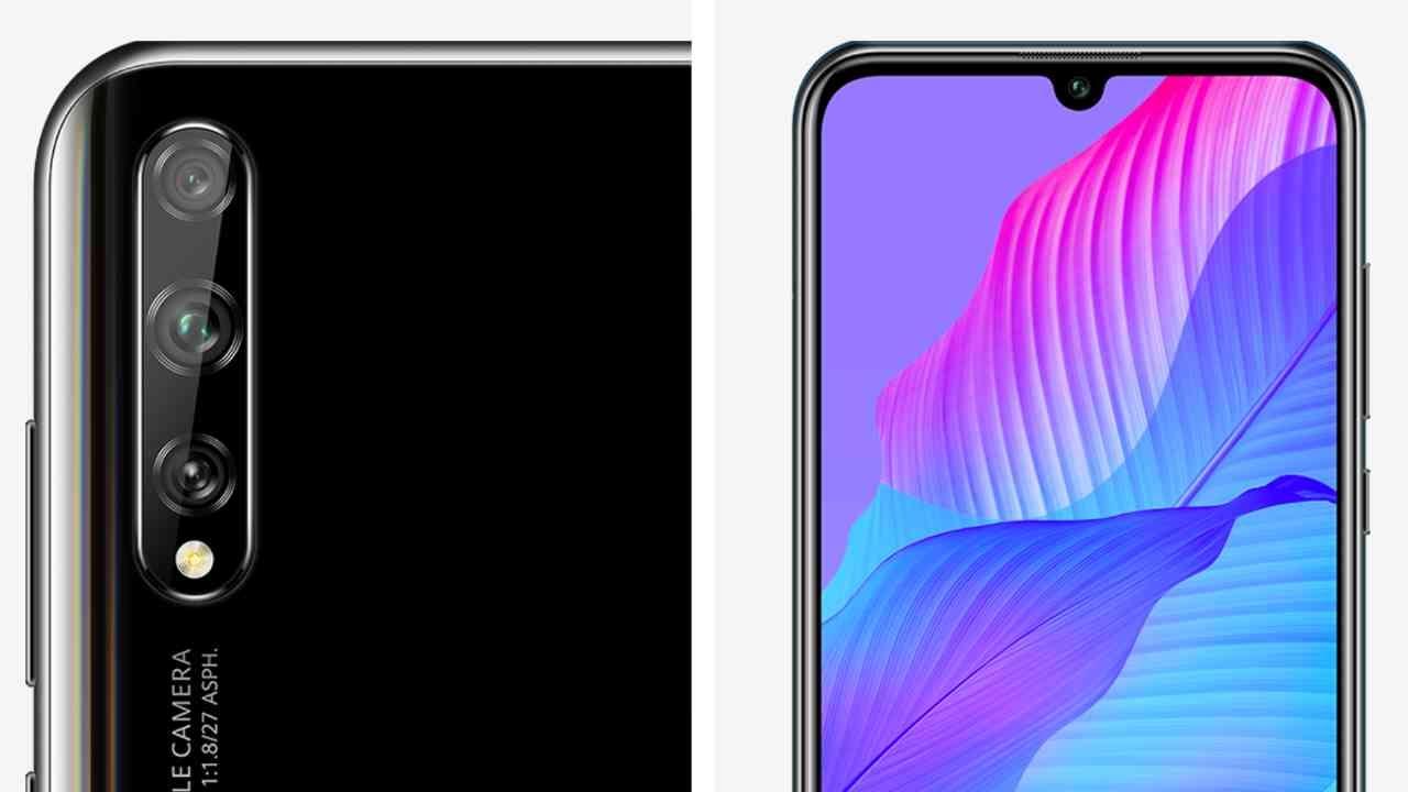 Huawei Y8p özellikleri