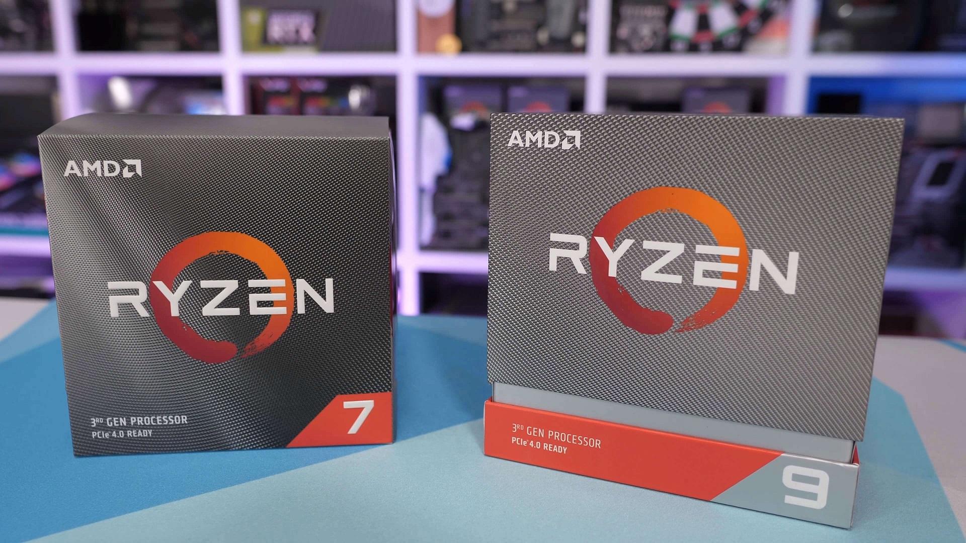 AMD Ryzen TSMC