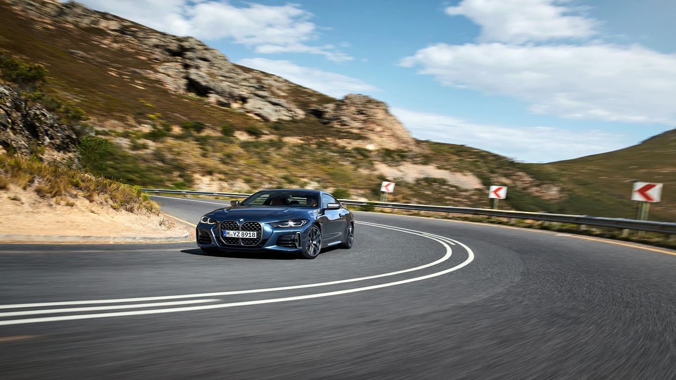2020 bmw 4 serisi coupe