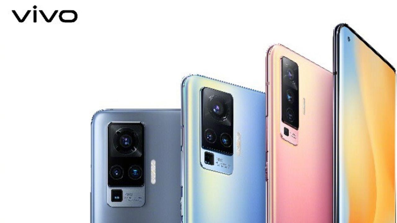 Dev kameralı Vivo X50 serisi tanıtıldı! İşte özellikleri