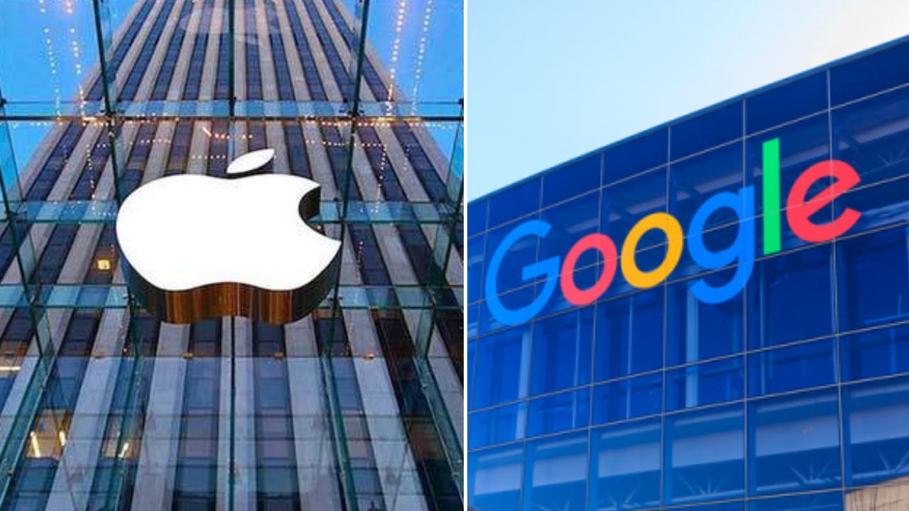 Google ve Apple davası
